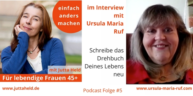 Interview - Schreibe das Drehbuch Deines Lebens neu