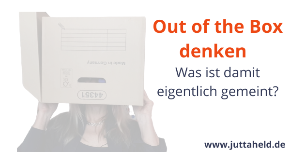 out-of-the-box-denken wozu?